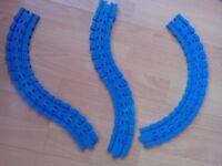Flexible Thomas Tank Engine Tracks