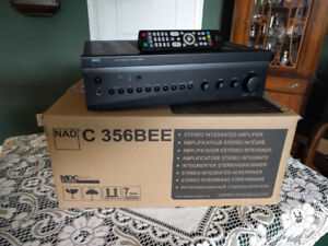 NAD C356BEE - Integrated Amplifier