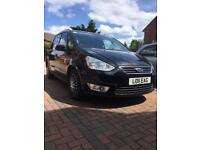 One year new PCO ford galaxy ready for uber