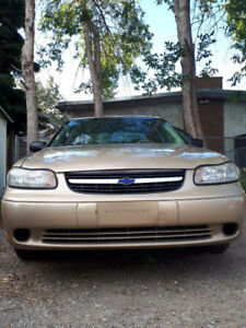 For Sale: 2002 Chevy Malibu (Gold)