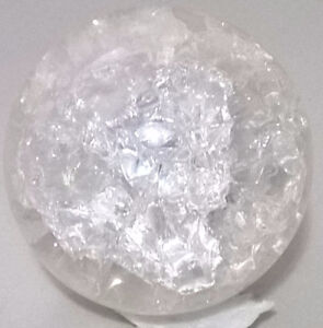 Crystal Glass 50mm Marbles Feng Shui Ice Crack Ball