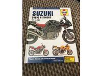 Sv 650s manual