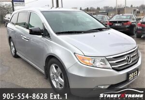 2013 Honda Odyssey Touring ACCIDENT FREE|NAVI|BACKUP CAM|8 SEATS