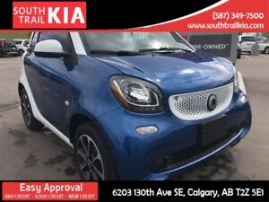 2016 smart fortwo cabriolet CLOTH....PASSION EDITION