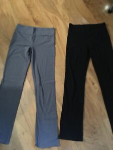 Old navy girls yoga pants size 14