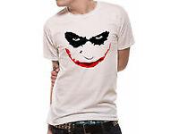 Mens DC Comics Joker T Shirt Large.