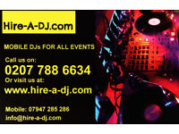 MOBILE DJ HIRE FROM £225 KENT, PARTY DJ, WEDDING DJ, BIRTHDAY DJ, MOBILE DISCO, MAIDSTONE, ASHFORD