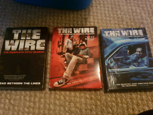 3 SEASONS OF THE WIRE