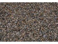 Drainage gravel