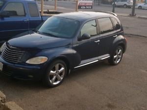 PT Cruiser GT:  One lady owner, BC car, FAST