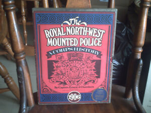 THE ROYAL NORTHWEST MOUNTED POLICE