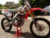 08/09 Honda crf 250r, Motocross bike, dirt bike, not rmz,yzf,kxf