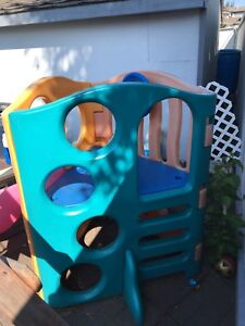 Little tikes toddler playground