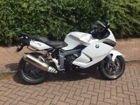 BMW K1300S Sport 17k miles - Pearl White. **IMMACULATE** - Extras, recent service & Full BMW History