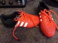 Adidas Astro football boots