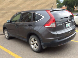2012 Honda CR-V LX.  ACCIDENT FREE