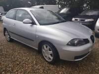 2005 SEAT IBIZA 1.4 FIRST CAR NEW SHAPE