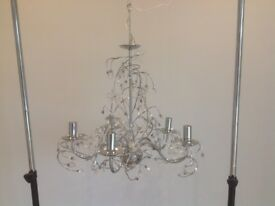 Beautifull crystal ceiling light
