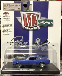 M2 Machines Carroll Shelby 1966 Shelby GT-350H Diecast Car