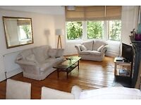 Bright Spacious Fully Furnished 2 bedroom 1st floor flat in Battlefied Gardens. Quiet Area No agency