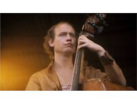 Double bass player (double bassist) for folk / acoustic band