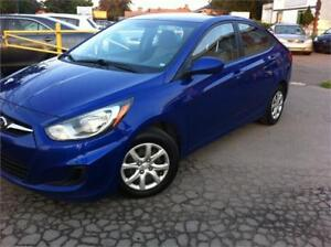 Hyundai Accent GLS Automatique 2013