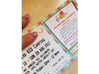 V festival ticket Hylands park Chelmsford