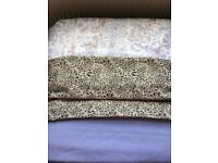3 x pieces of sewing fabric