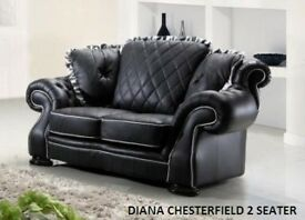 selling off 2 seater diana chesterfield sofa many other sofas on offer look at all the pics
