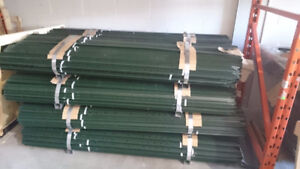 T Posts, Studded T Posts and Wire Mesh for Cattle or Sheep Fence