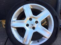 Alloy Wheel Peugeot 307 R17