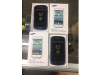 Samsung galaxy S3 Mini refurbished unlocked Blue color