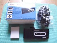 Car Visor Speakerphone BC320 with Universal phone holder (Bluetooth).