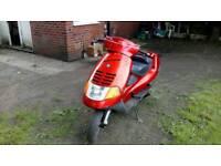 SWAPS Rare piaggio 125cc 2stroke