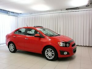 2013 Chevrolet Sonic AT LAST, THE PERFECT CAR FOR YOU!! LT SEDAN