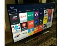 48in Samsung 4K SMART UHD LED TV FREEVIEW HD WI-FI WARRANTY