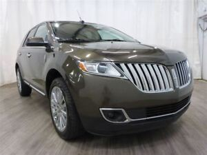 2011 Lincoln MKX Ventilated Seats Leather Bluetooth