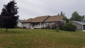 Large Bungalow on the East End of Moncton.