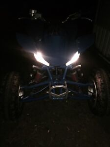 Yamaha yfz boarded out to 488-2006
