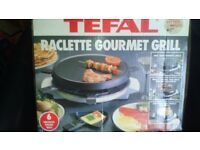 Tefal Raclette Grille