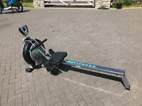 Rowing Machine - York Fitness, Stand Alone, No Power Cables