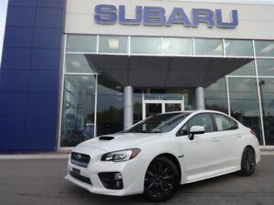 Subaru Wrx Sport Package 2015