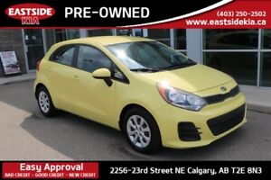 2016 Kia Rio5 LX FWD LOW KM CLEAN CARPROOF