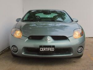 2007 Mitsubishi Eclipse GT Manual  Leather Heated seats Sunroof