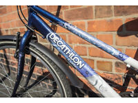 "Decathlon Rockrider Lady bike 26"" alloy, good condition, Meadows,"