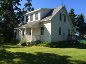 Crawford Beach House Summer Vacation Rental - Murray Corner, NB