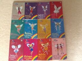 Rainbow Magic Children's Books, excellent read condition