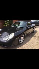 Porsche Boxster 3.2, 986 S. 12 month mot.