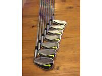 Nike Vapor Pro Irons 4-PW Used For 6 Rounds!!