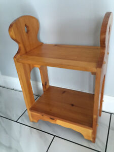 Solid Wood Table/Bench